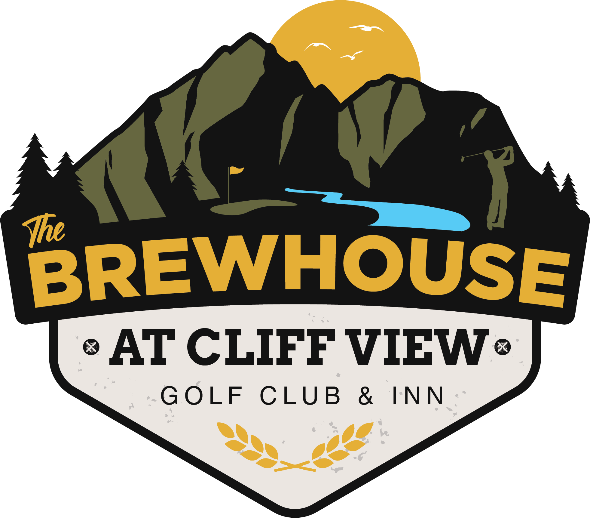 CliffView River Logo Brewhouse Final 01